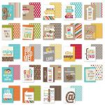 Simple Stories 3x4 Sn@p! Cards - Snappy Sayings