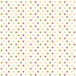 Echo Park - Springtime - Colored Dots Paper