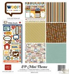Echo Park - EP Mini Themes - Woof Collection Kit