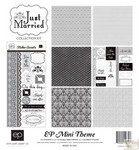 Echo Park - EP Mini Themes - Just Married Collection Kit