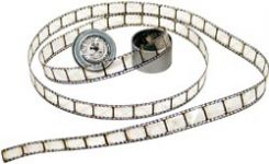 Tim Holtz - Idea-ology - Film Strip Ribbon