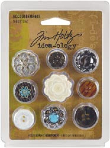 Tim Holtz - Idea-Ology - Accoutrements Classic