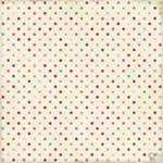 Echo Park - This and That Graceful - Dots Patterned Paper