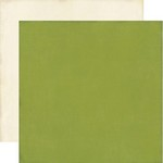 Echo Park Paper Company - This and That Christmas -  Green/Cream