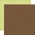 Echo Park Paper Company - This and That Christmas - Brown/Lt. Green