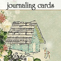 Websters Pages - Waiting for Santa -  Journal Card