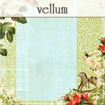 Websters Pages - Your Life - Beautiful - Lullaby Lane - Vellum