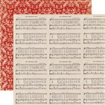 Echo Park Paper Co - Very Merry Christmas - Music Notes
