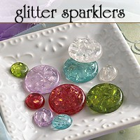 Websters Pages - Sweet Season - Fall Glitter Sparkler