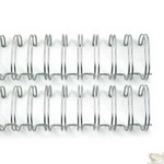 We R Memory Keepers - The Cinch Wire Binders - Silver 1in