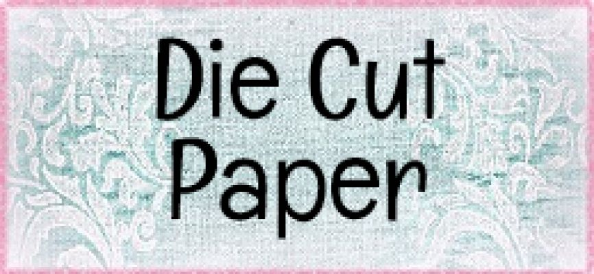 Patterned papers - Die Cut Papers