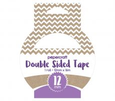 Papercraft Double Sided Tape 12mm x 16m