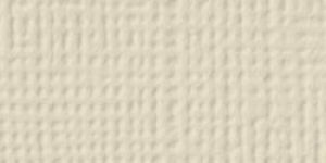 American Crafts - Cardstock - Linen Weave - Straw