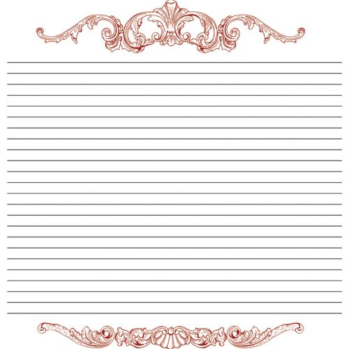 Teresa Collins Designs - Hello My Name Is - Journal - 12 x 12 Double Sided  Patterned Paper