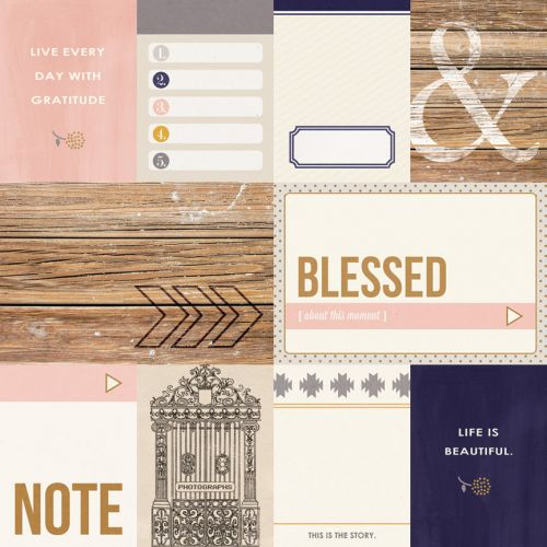 Teresa Collins Designs - Life Emporium Collection - Cards Paper