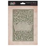 Glitz Design - Pretty in Pink - Chipboard Album