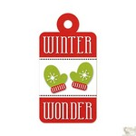We R Memory Keepers - Embossed Tags Winter Wonder
